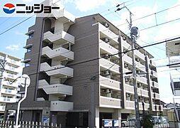 シティヴィラ中浜田[4階]の外観