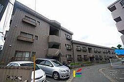 福岡県春日市原町2丁目の賃貸マンションの外観