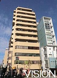 ライオンズマンション上野松が谷[804号室]の外観