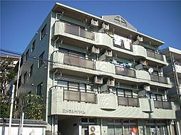 エメラルドハイム[3階]の外観