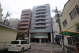 広島県広島市中区十日市町1丁目の賃貸マンションの外観