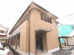 埼玉県さいたま市桜区栄和1丁目の賃貸アパートの外観