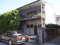ヤマサキハイツ[2階]の外観