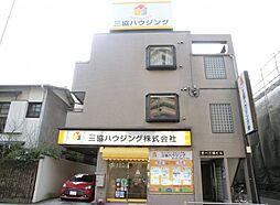 神奈川県横須賀市追浜町1丁目の賃貸マンションの外観