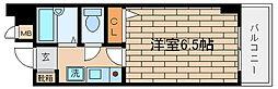 兵庫県神戸市東灘区本山中町4丁目の賃貸マンションの間取り