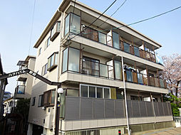 大阪府豊中市野田町の賃貸マンションの外観
