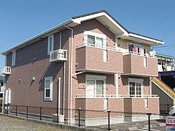 三重県鈴鹿市竹野2丁目の賃貸アパートの外観