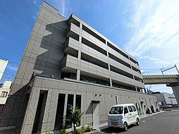 千葉県成田市東町の賃貸マンションの外観
