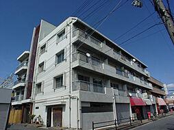 長田コーポ[202号室]の外観