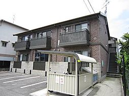 JR呉線 新広駅 バス8分 弁天橋下車 徒歩3分の賃貸アパート