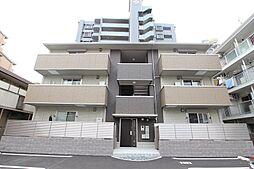 福岡県北九州市戸畑区中原西1丁目の賃貸アパートの外観