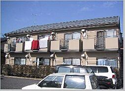 長野県長野市三本柳西3丁目の賃貸アパートの外観