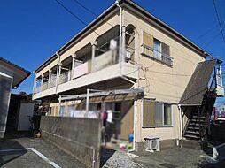 山本アパート[203号室]の外観