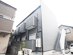 神奈川県座間市相模が丘4の賃貸アパートの外観