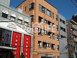 東京都国立市中の賃貸マンションの外観