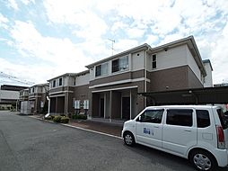 奈良県香芝市磯壁3丁目の賃貸アパートの外観
