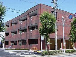 愛知県一宮市馬見塚字長畑の賃貸マンションの外観