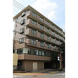 東京都葛飾区亀有4の賃貸マンションの外観