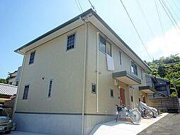 [テラスハウス] 兵庫県川西市鴬の森町 の賃貸【兵庫県 / 川西市】の外観