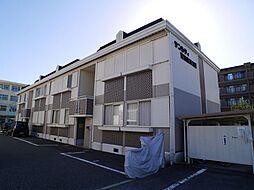 サンシティ東加古川B棟[1階]の外観