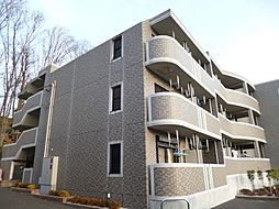東京都羽村市羽東3丁目の賃貸マンションの外観