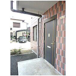 静岡県三島市多呂の賃貸アパートの外観