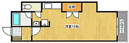 スターマンション[2階]の間取り