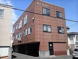 STハイム[3階]の外観