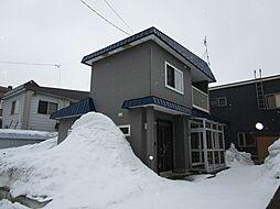 [一戸建] 北海道札幌市北区篠路二条2丁目 の賃貸【/】の外観