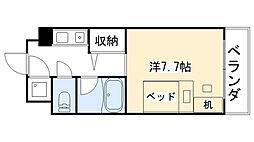 レジェンダリー甲子園[2階]の間取り