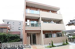神奈川県相模原市緑区東橋本2丁目の賃貸アパートの外観