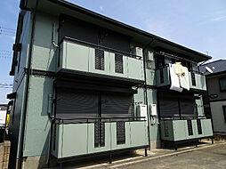 エクレール五井西[1階]の外観