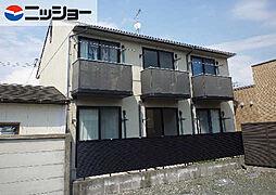 コアロード立花[1階]の外観