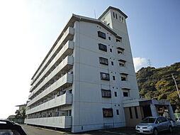 福岡県京都郡苅田町大字南原の賃貸マンションの外観