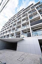 東京都大田区東矢口3丁目の賃貸マンションの外観