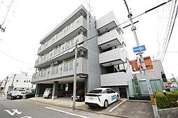 愛知県名古屋市中村区草薙町2丁目の賃貸マンションの外観