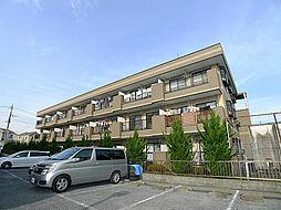 原第7マンション[1階]の外観