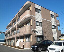 埼玉県越谷市蒲生南町の賃貸マンションの外観