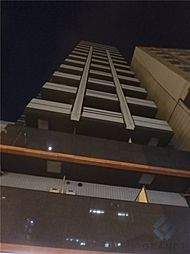 エスライズ北堀江[14階]の外観