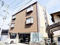 福岡県大野城市錦町4丁目の賃貸マンションの外観