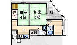 伊丹駅 4.5万円