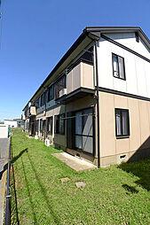 グリーンパストラル桜井D[1階]の外観