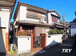[一戸建] 奈良県大和高田市大字市場 の賃貸【/】の外観