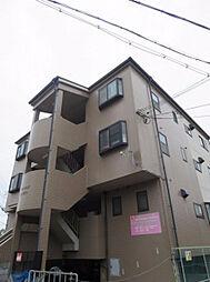 マンションハシモト[3階]の外観