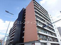 大阪府大阪市都島区網島町の賃貸マンションの外観