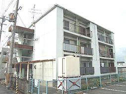 西田マンション[202号室]の外観