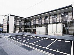 レオパレスWing Court[2階]の外観