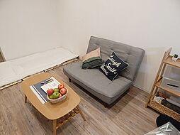 Libra神宮南の(家具はディスプレイです)