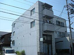 ハートイン矢田[3階]の外観