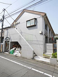東京都杉並区桃井1丁目の賃貸アパートの外観